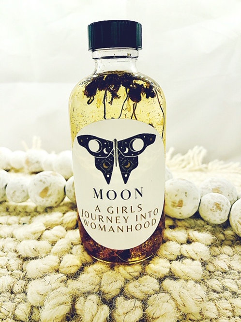 Moon Oil - A Girls Journey Into Womanhood