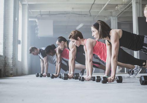 Adults Circuit Training