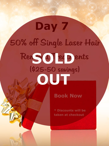 Day 7 Sold Out