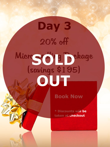Day 3 Sold Out