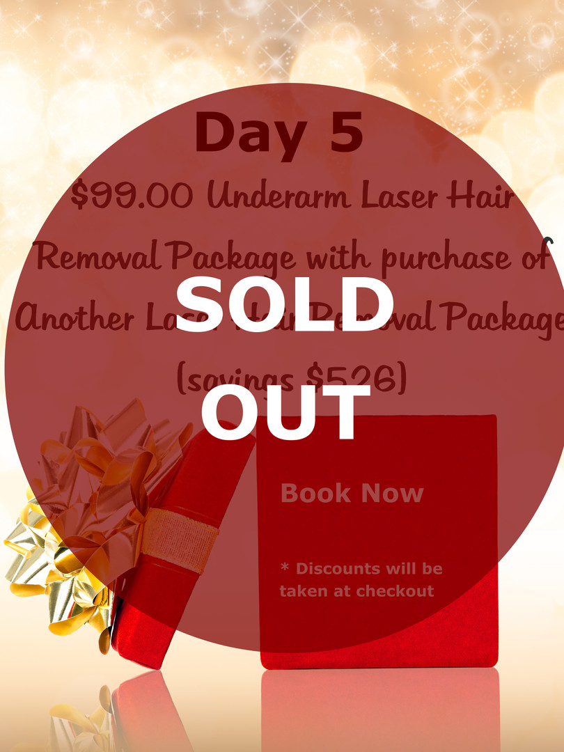 Day 5 Sold Out