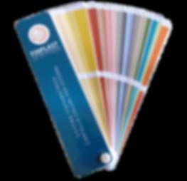 Cartella colori per esterni Finplast