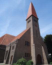 Nieuwe kerken zitten wel vol