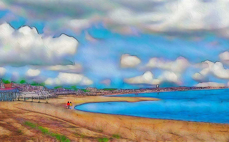 Provincetown Harbor Beach by William Sargent