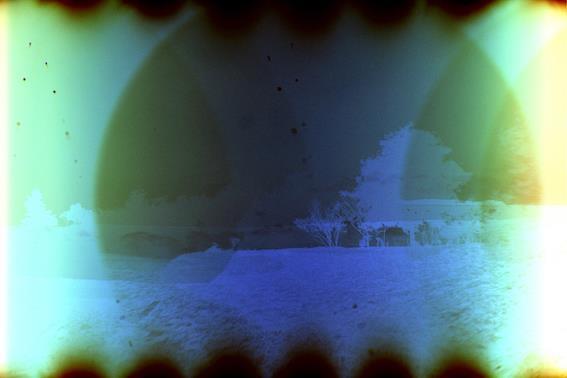 Transitory Space Nova Scotia by Leah Oates