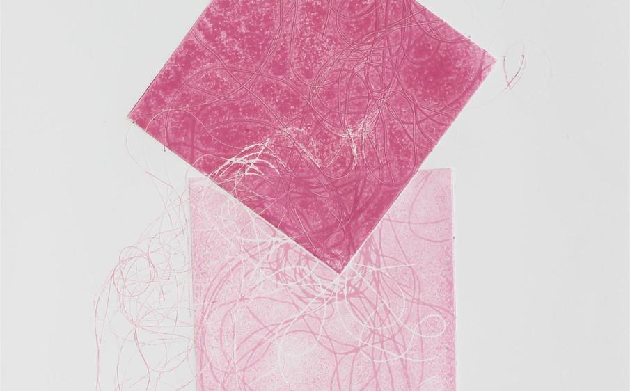 Pink by Dorothy Vlachos-Contos