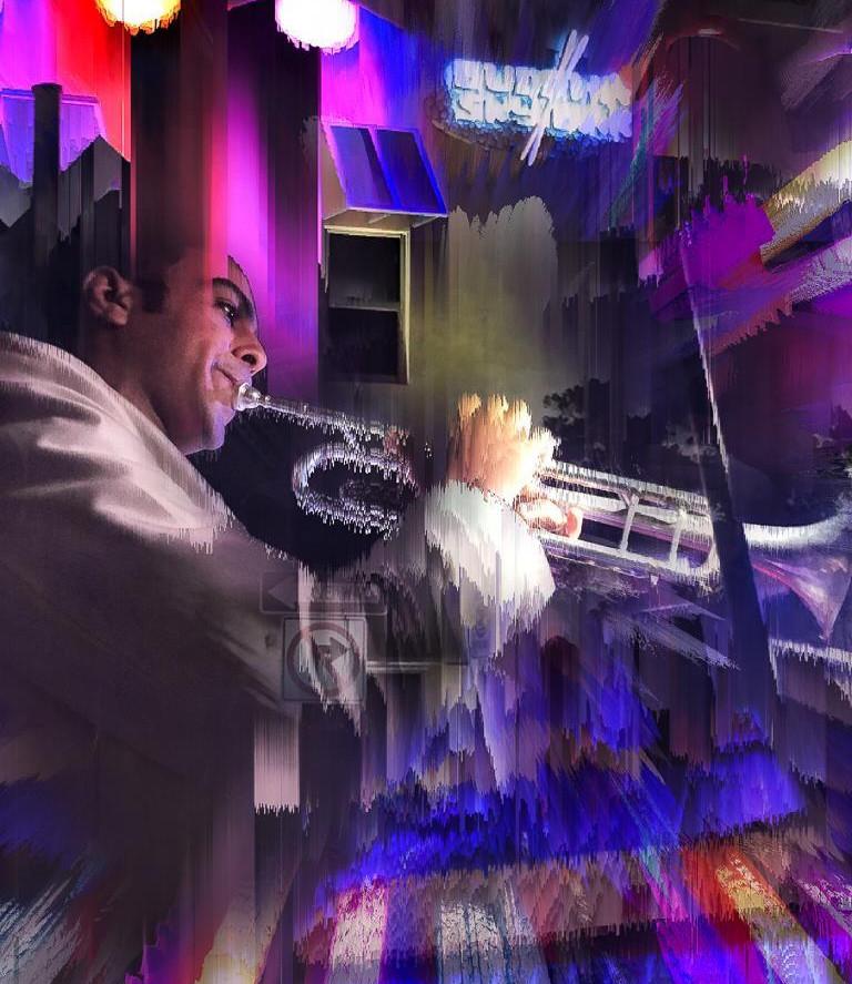 Jazz by Robert Allen
