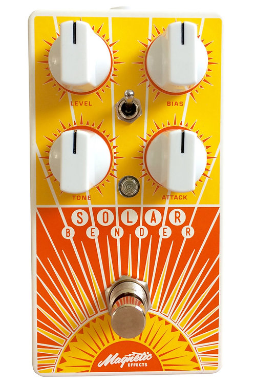 Magnetic Effects - Solar Bender (V3) Fuzz