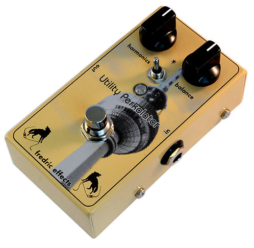Fredric Effects - Utility Perkolator Distortion