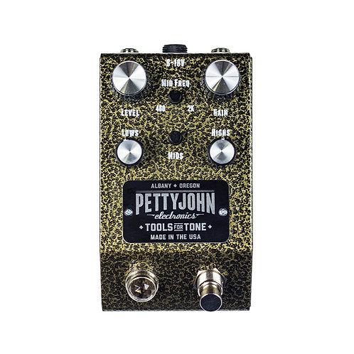 Pettyjohn Electronics - Gold