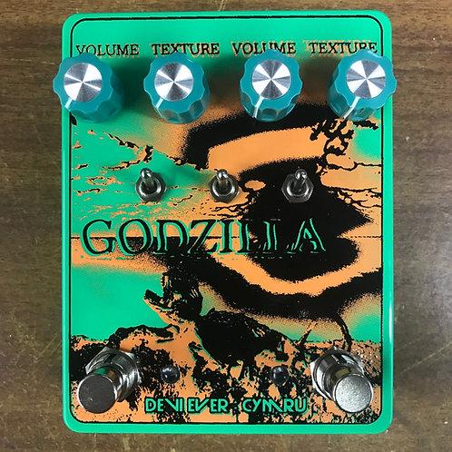 Devi Ever Cymru - Godzilla