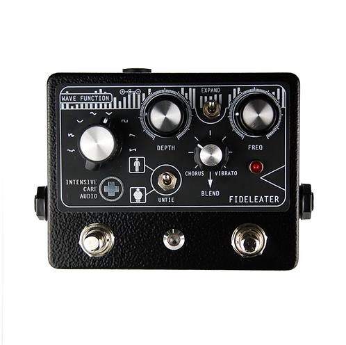 Intensive Care Audio -Fideleater
