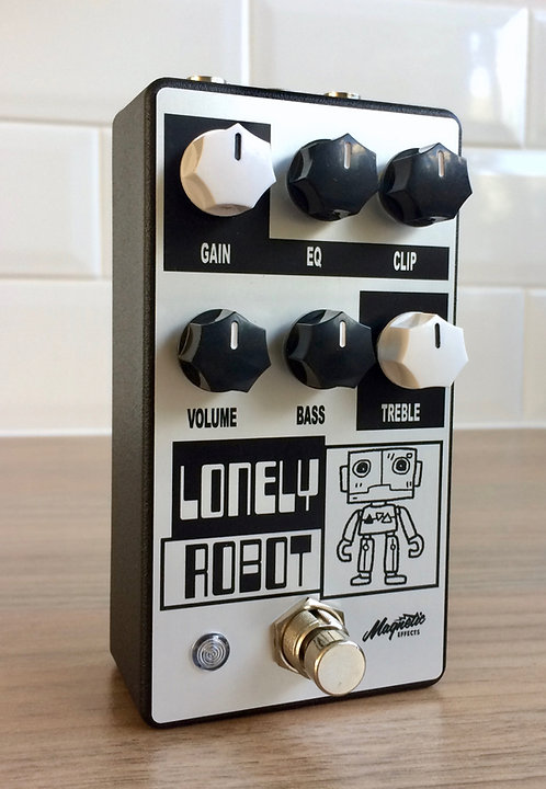 Magnetic Effects - Lonely Robot Distortion