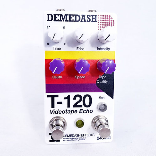 Demedash Effects - T120 V2  DLX Videotape Delay