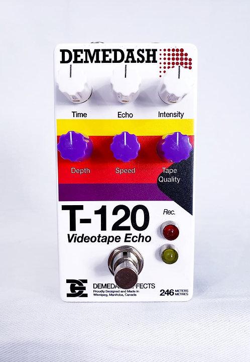 Demedash Effects - T120 V2 Videotape Delay