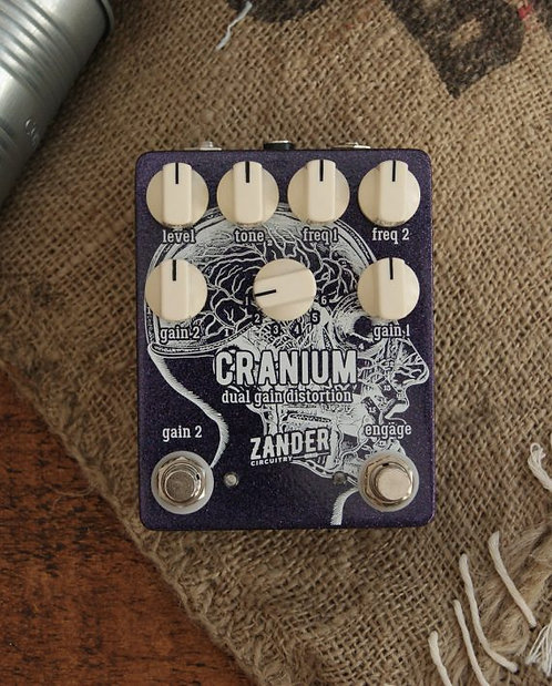 Zander Circuitry - Cranium Dual Distortion