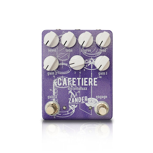 Zander Circuitry - Cafetiere Distortion