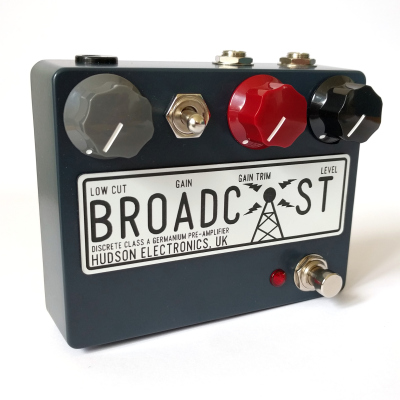 Hudson Electronics - Broadcast Pre-Amp Boost