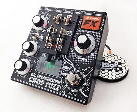 Rainger FX -Dr Freakenstein Chop Fuzz