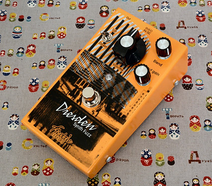 Fredric Effects - Dresden Synth Fuzz MKii