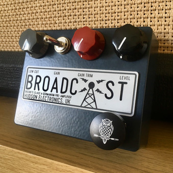 Northernstompboxes Pedal Toppers