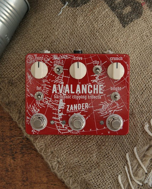 Zander Circuitry - Avalanche Harmonic Clipping Trifecta