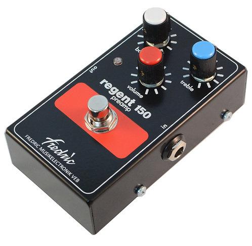 Fredric Effects - Regent 150 Pre-Amp