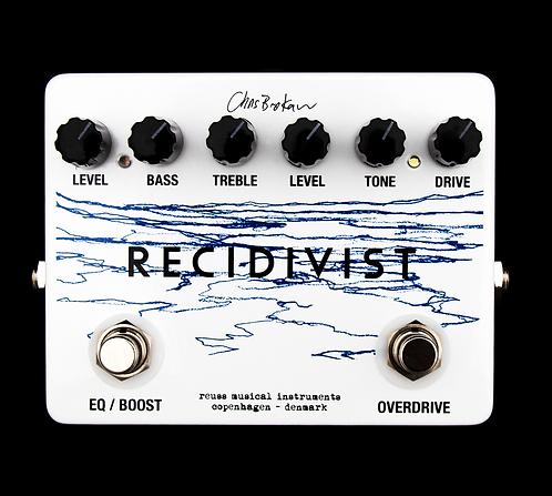 Reuss Effects - Recidivist Overdrive