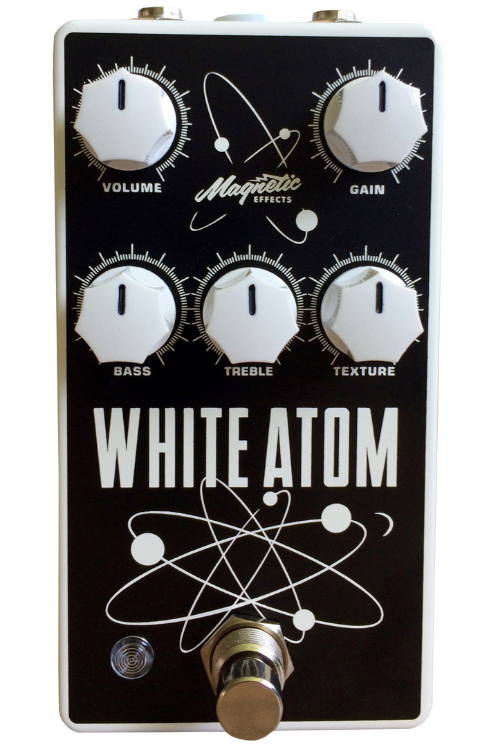 Magnetic Effects - White Atom