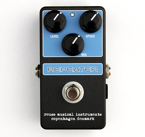 Reuss Effects - Repeater Tremolo