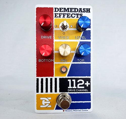 Demedash Effects - T1112+ Preamp Distortion