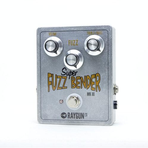 Raygun FX - Super Fuzz Bender Fuzz