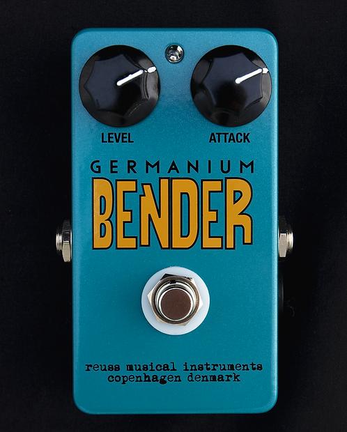 Reuss Effects - Germanium Bender Fuzz