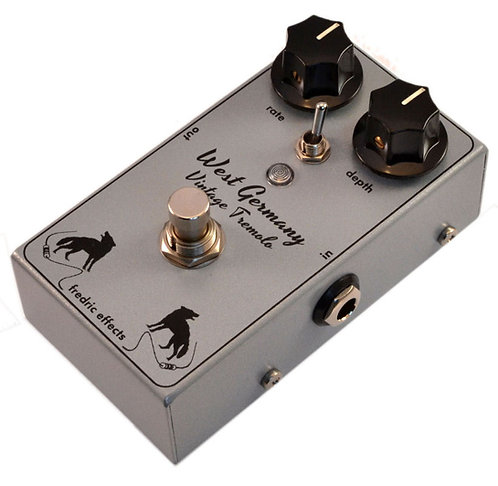 Fredric Effects - West Germany Tremolo