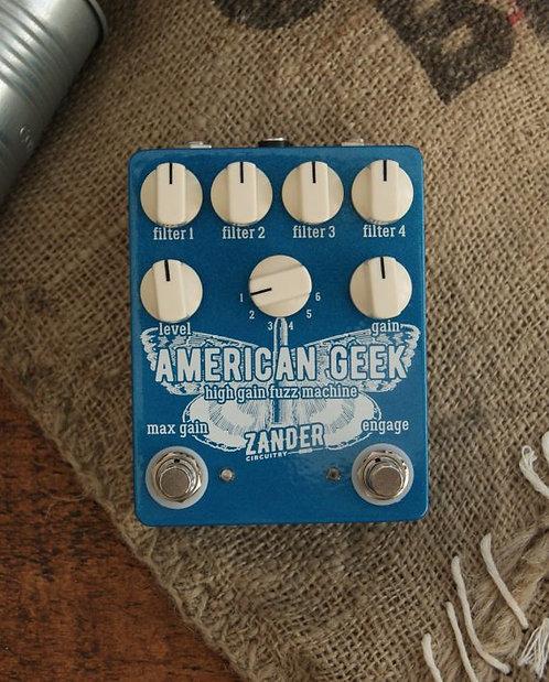 Zander Circuitry - American Geek Fuzz