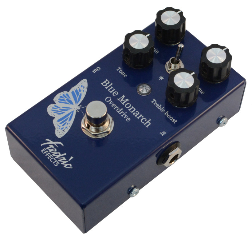 Fredric Effects - Blue Monarch