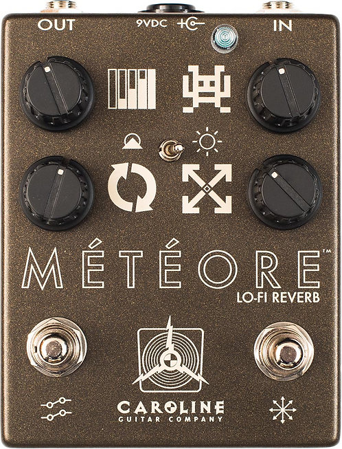 Caroline Guitar Company - Meteore Reverb