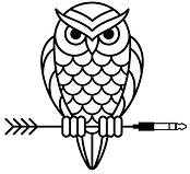 Northern Stompboxes Owl logo