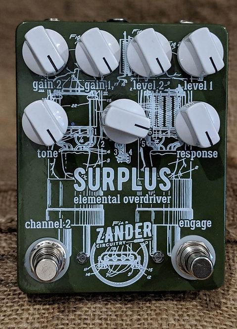 Zander Circuitry - Surplus
