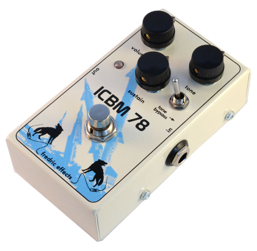 Fredric Effects - ICBM 78