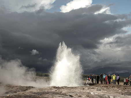 Iceland -  a safe place to travel