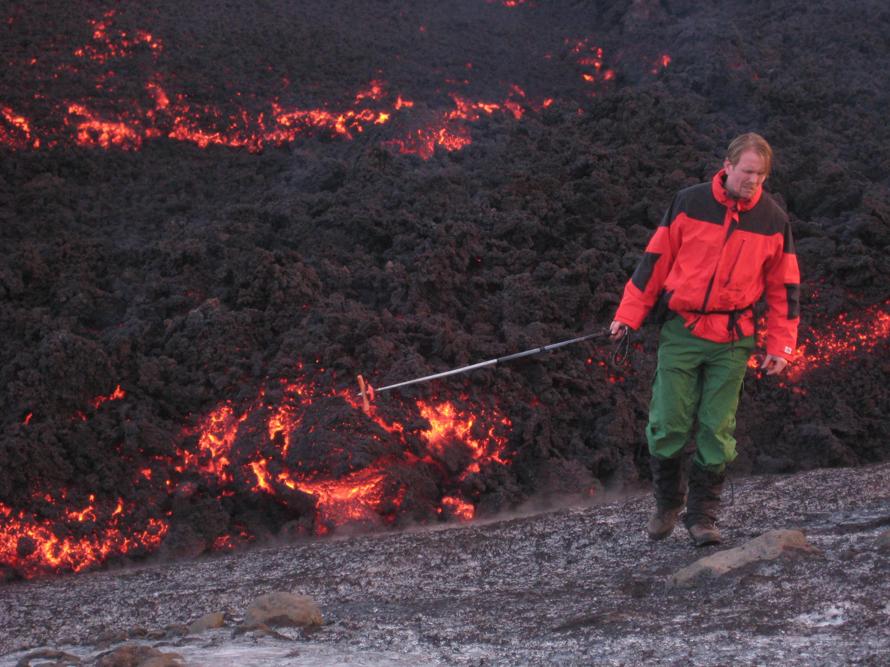 Volcano BBQ