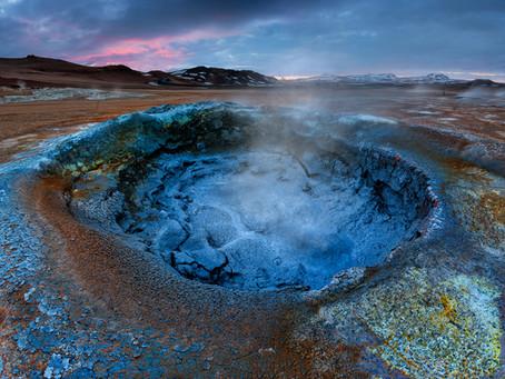 Iceland: A Hotspot!