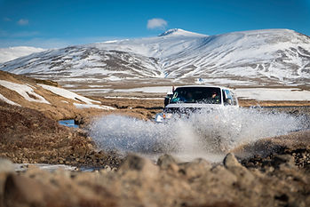 Iceland Day Trips Super Jeep Tour