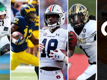 Top 5 DEEP Targets in Rookie Drafts