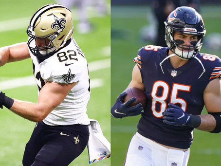 Two Buy-Low Tight Ends in Dynasty Formats