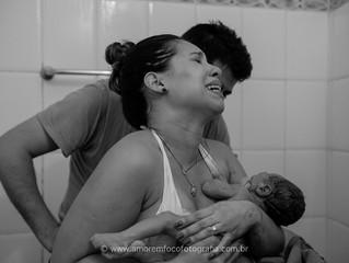 Parir e nascer: mulheres e homens empoderando-se