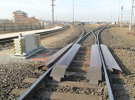anti noise system for rail brakes