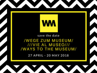 WEGE ZUM MUSEUM – VIE AL MUSEO - WAYS TO THE MUSEUM