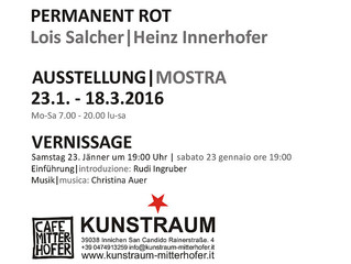 Vernissage permanent rot